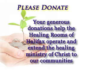 How To Donate To This Healing Room