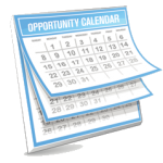 Volunteer Opportunities Calendar